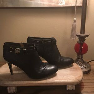 Coach Salene booties ankle boots